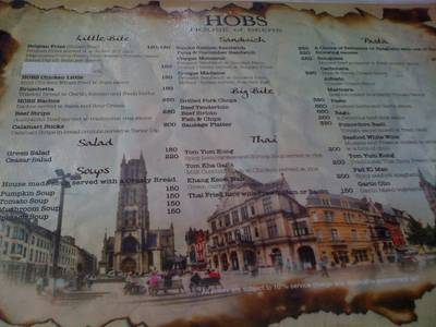     HOBS Bar &amp; Restaurant  Aree Garden