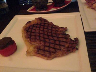 Matsusaka Steak   Rib Room &amp; Bar (RR &amp; B)