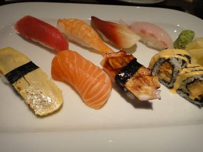    Honmono Sushi 