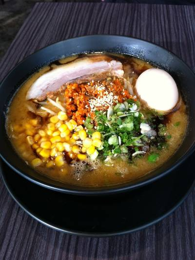    Gokumiso - Ramen Champion