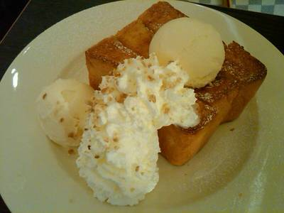 shibuya honey toast ที่ ร้านอาหาร After You Dessert Cafe J Avenue