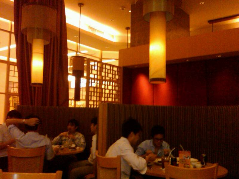 atmosphere   Tony Roma&#039;s Siam Paragon