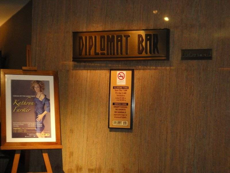  Diplomat Bar