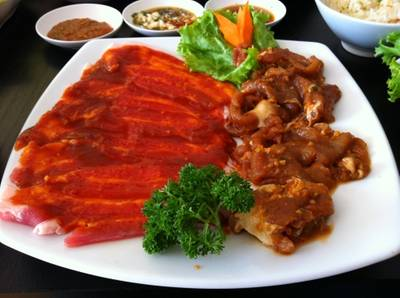     Kochujang BBQ Buffet  20