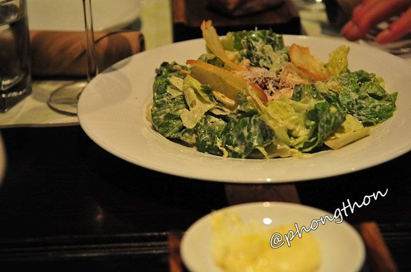 H &amp; S Caesar salad   Hyde &amp; Seek Gastro Bar