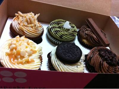 Cupcake Love Central World ที่ ร้านอาหาร Cupcake Love Central World