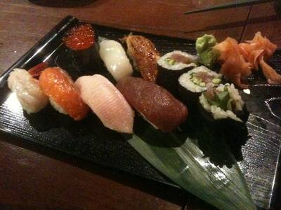 Nigiri Set   Nagiya Nihonmachi