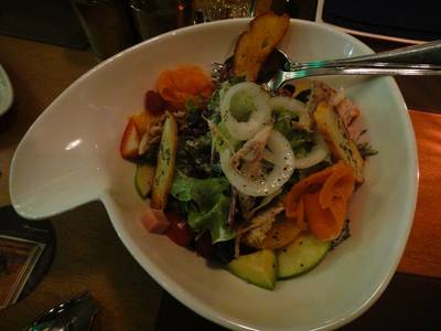 Chef Salads ที่ ร้านอาหาร The Garret ​(Secret Bistro Bar)