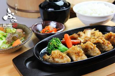 ร้านอาหาร FUMi Japanese Cuisine The Mall Bangkapi