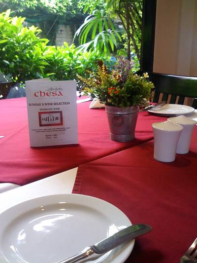  Chesa Swiss Restaurant