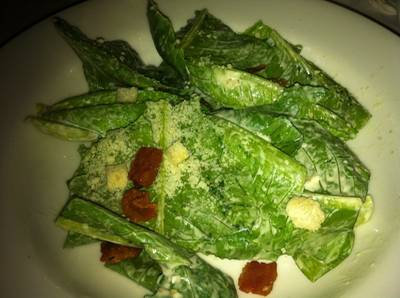 Caesar Salad   HOBS Bar &amp; Restaurant  Aree Garden