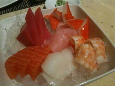 Sashimi    Tsu  JW Marriott