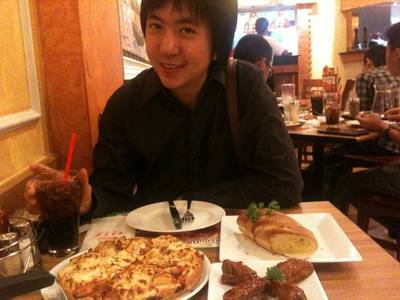  ^o^   The Pizza Company