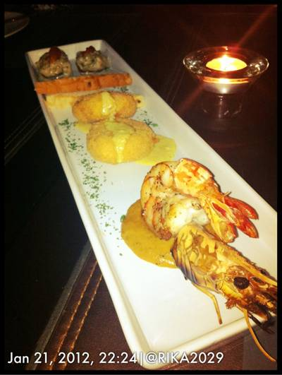 Mix Seafood Tapas   D&#039;vine Wine Bar &amp; Tapas Crystal Park