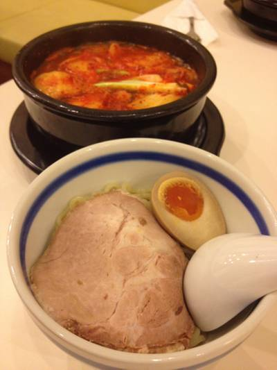 Dotonburi Ramen ( The Crystal Park ) ที่ ร้านอาหาร Dotonbori Ramen The Crystal Park