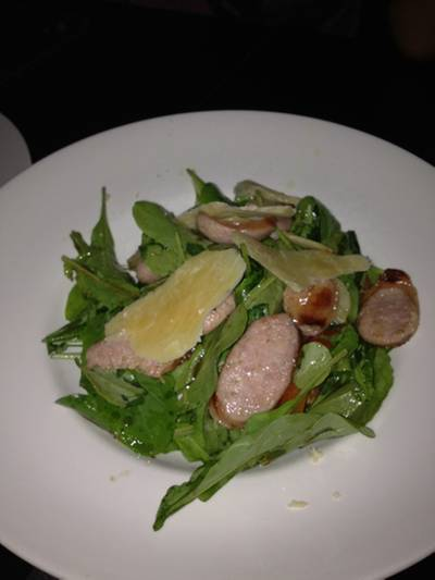 Rocket Italian Sausage 220   Wine Republic Thonglor