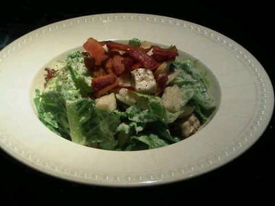 Ceasar salad with Chicken  170    