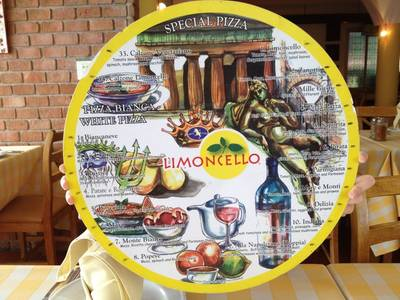  Special pizza   Pizzeria Limoncello