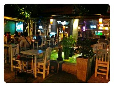 ~ChiLL NigHt...LifE eAsiLLy~..^^ ที่ ร้านอาหาร ThonBuri Garden