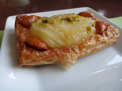 Pear Danish   Dusit Gourmet