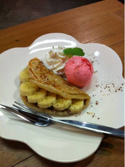 ร้านอาหาร Let's Sweet (Cafe & Pancake House)