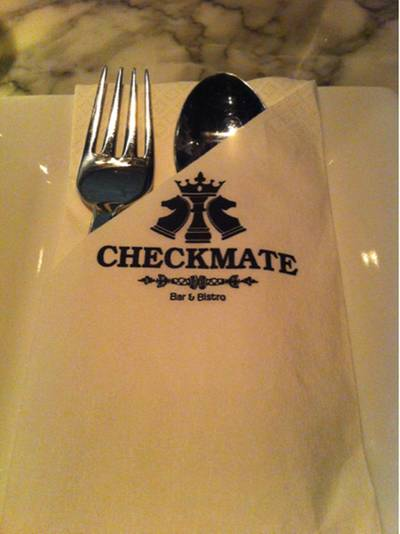 Checkmate Bar&bistro ที่ ร้านอาหาร Checkmate Bar & Bistro