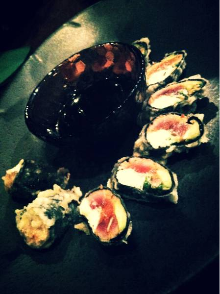 ร้านอาหาร In the Mood for Love: Sushi Bar & Bistro