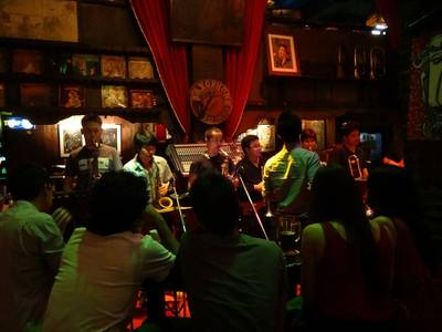 Big band   Saxophone Pub &amp; Restaurant