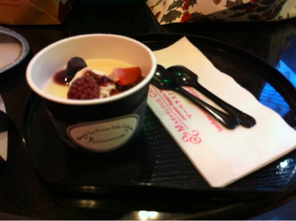 Marvelous Cream @ Siam Paragon ที่ ร้านอาหาร Marvelous Cream Siam Paragon