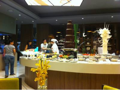 Chatuchak Cafe @ Sofitel Centara Hotel ที่ ร้านอาหาร Chatuchak Cafe Centara Grand @ Central Plaza Ladprao