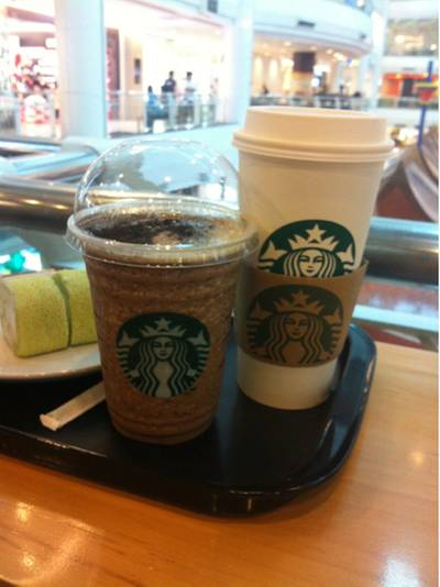  ,     Starbucks Seacon Square