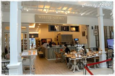 White Story @ The Walk ที่ ร้านอาหาร White Story The Walk