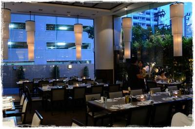 Caf De Nimes Restaurant @Grand Sukhumvit Bangkok   Cafe de nimes Grand sukhumvit bangkok hotels