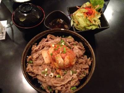  Kinniku Gyudon
