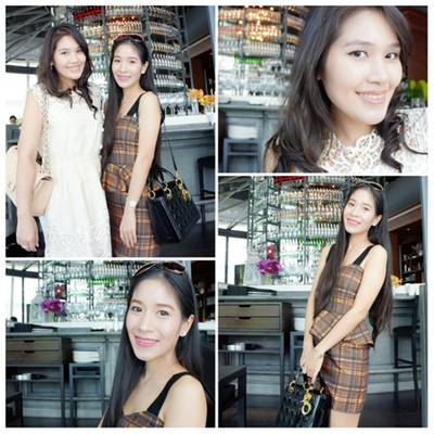 ร้านอาหาร Water Library Chamchuree Square