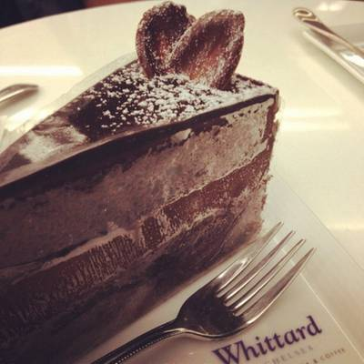 Whittard of Chelsea @ Siam Paragon ที่ ร้านอาหาร Whittard of Chelsea Siam Paragon