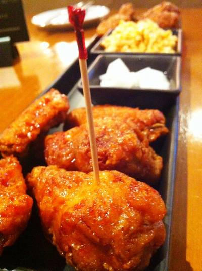 BonChon Chicken (Central World) ที่ ร้านอาหาร BonChon Chicken Central World
