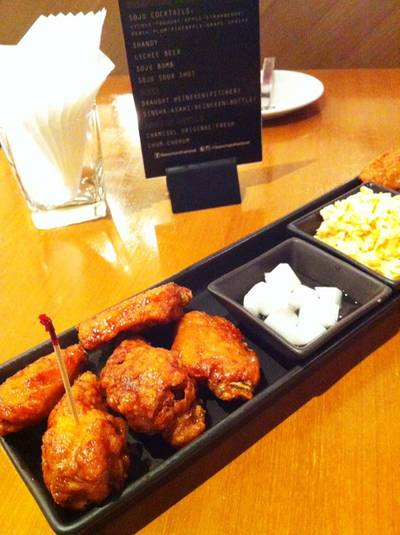BonChon Chicken (Central World)   BonChon Chicken Central World