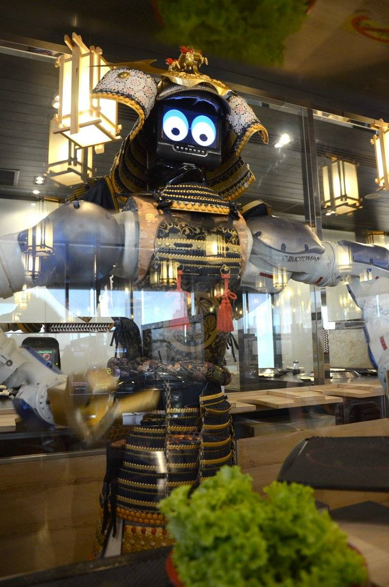  Hajime Robot Restaurant