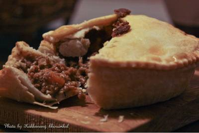 Mince Meat Pie   The Baguette