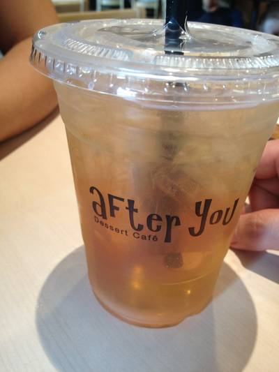 ร้านอาหาร After You Dessert Cafe J Avenue