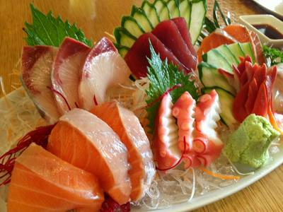 Sashimi Set   Yura An Caf
