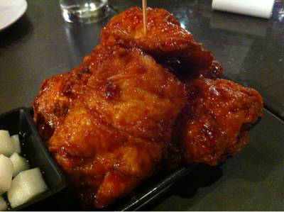  BonChon Chicken Central World