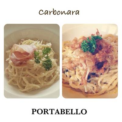 For carbonara lovers