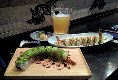  In the Mood for Love: Sushi Bar &amp; Bistro