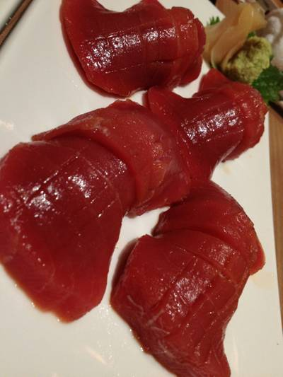 blue fin   Honmono Sushi 