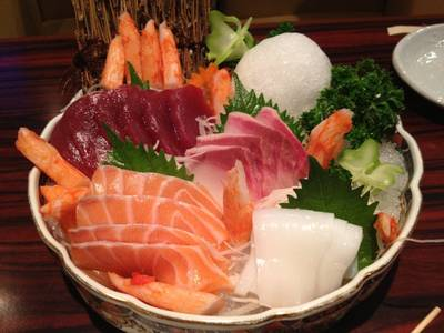 Sashimi    SHUNNOMAI ()  10