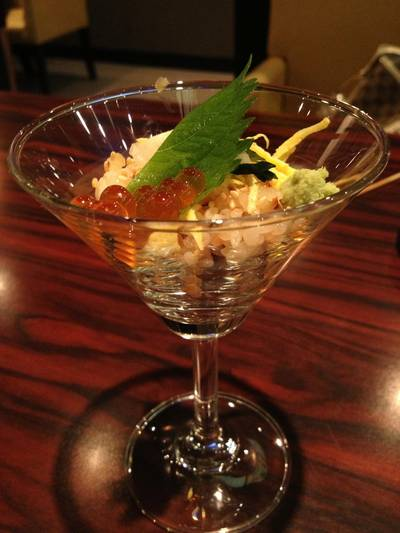 Cocktail chirashi   SHUNNOMAI ()  10