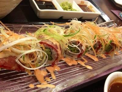 ร้านอาหาร FUMI JAPANESE CUISINE The Emporium