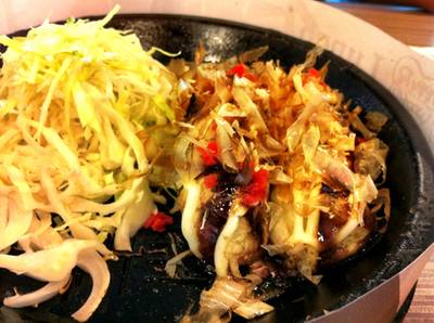 Takoyaki    Pepper Lunch Siam Square